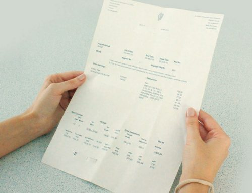 Irish Public Sector Payslip – Explained